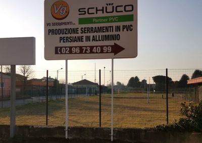 cartello Vg